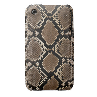 Snake Skin iPhone 3 Case-Mate Cases