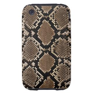 Snake Skin iPhone 3 Tough Case