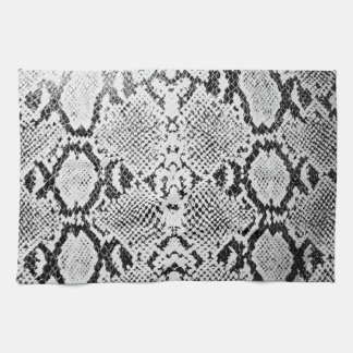 Snake skin Kitchen towel