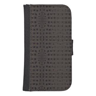 Snake Skin Leather Case 3a - Phone Wallet Case