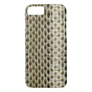 Snake Skin-Look Textured Pattern iPhone 8/7 Case