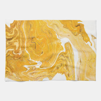 Snake Skin Marble Kitchen Towel