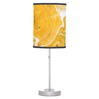 Snake Skin Marble Table Lamp