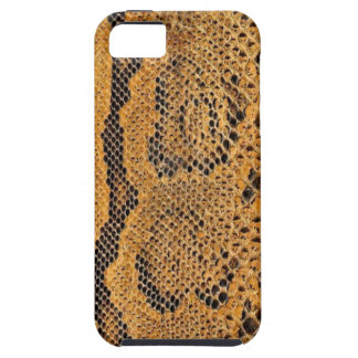 Snake Skin Print iPhone-5 Case