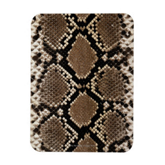 Snake Skin Rectangular Photo Magnet