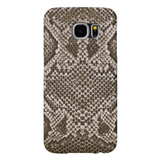 Snake skin samsung galaxy s6 cases