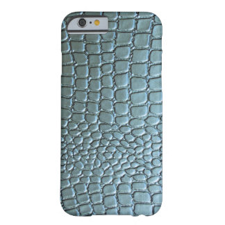 Snake Skin Texture Barely There iPhone 6 Case