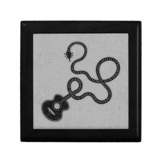 Snake Strumskin Trinket Box