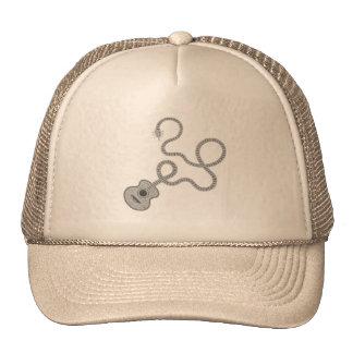 Snake Strumskin Trucker Hat