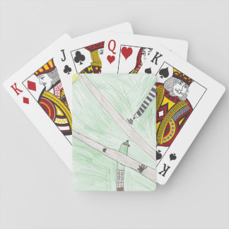 Snake vs Turtle by ER Playing Cards