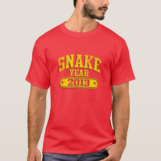 Snake Year 2013 T-Shirt