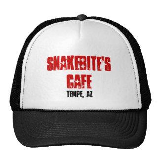 SNAKEBITE S CAFE HAT