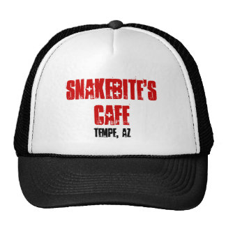 SNAKEBITE'S CAFE HAT