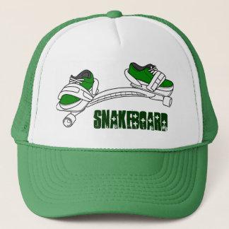 SNAKEBORD-BRASIL TRUCKER HAT