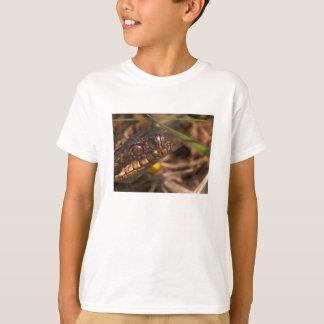 Snakes Head Kids Tee Shirt