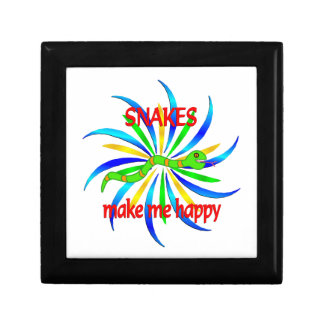 Snakes Make Me Happy Gift Box