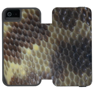 Snakeskin iPhone Case Incipio Watson™ iPhone 5 Wallet Case