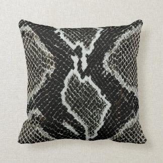 Snakeskin Pillow