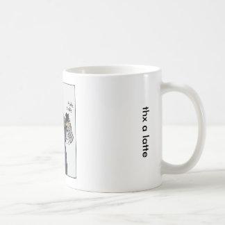 Snap Snap Shake Shake Mug