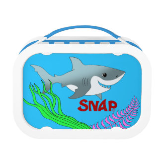 SNAP -The Shark Lunch box