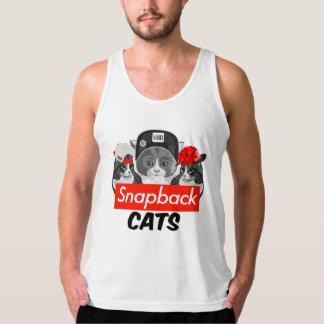 Snapback Cats Tank Top