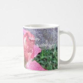 Snapdragon Birthday Mug