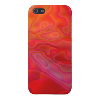 Snapdragon Caverns iPhone 5/5S Covers