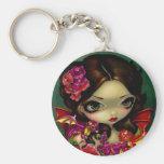 """""""Snapdragon Fairy"""" Keychain"""