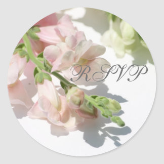 Snapdragon RSVP Sticker