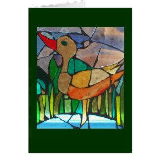 Snape Duck Card