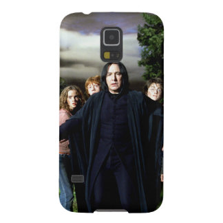 Snape Hermoine Ron Harry Galaxy S5 Case