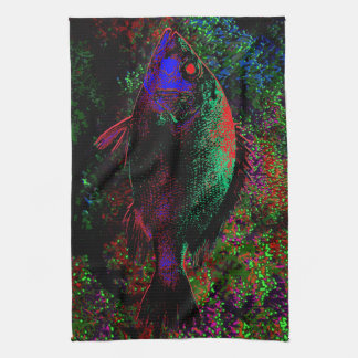 Snapper2 Kitchen Towel