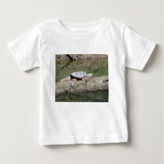 Snapping Turtle Baby T-Shirt