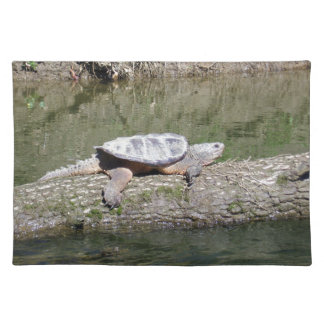 Snapping Turtle Place Mat