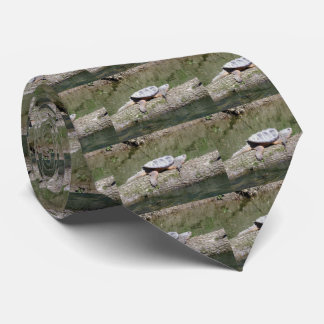 Snapping Turtle Tie