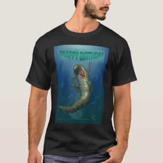 Snappy Birthday Happy Birthday male T shirt