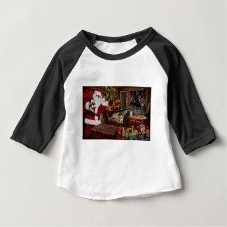 Snappy Santa Baby T-Shirt