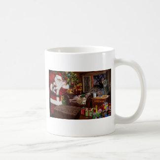 Snappy Santa Coffee Mug