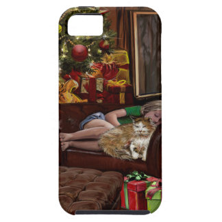 Snappy Santa iPhone 5 Cover