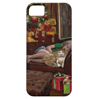 Snappy Santa iPhone 5 Covers