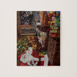 Snappy Santa Jigsaw Puzzle