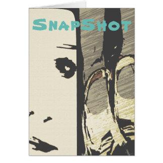 """SnapShot"" Note Card"