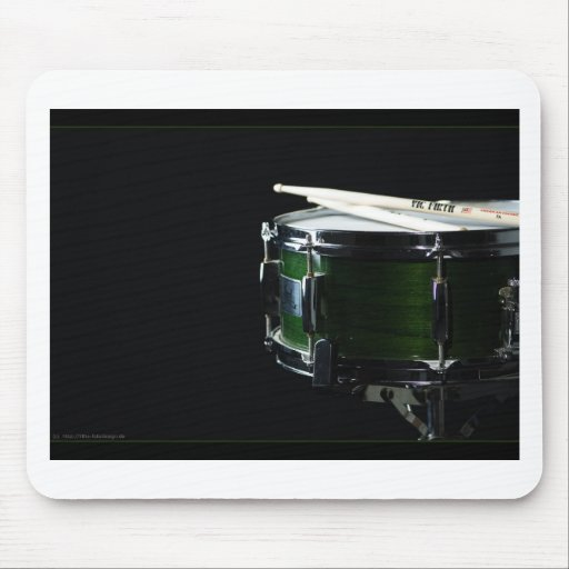 Snare Drum Mouse Pads