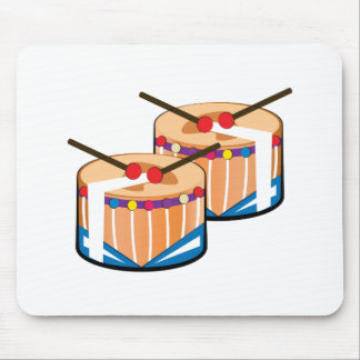 Snare Drums Mouse Pad