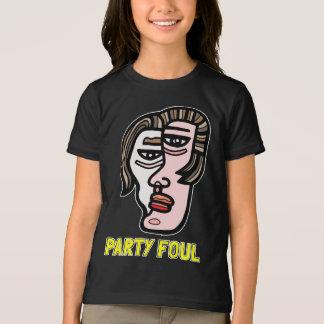 Snare Girls' American Apparel T-Shirt