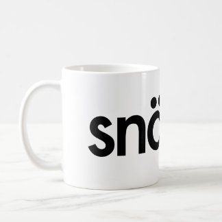 Snarky Mug