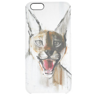 Snarl Clear iPhone 6 Plus Case