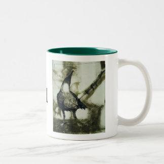 Snarling Ghost Mug