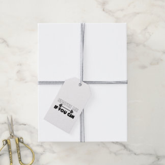 Snatch Me (weights) Gift Tags