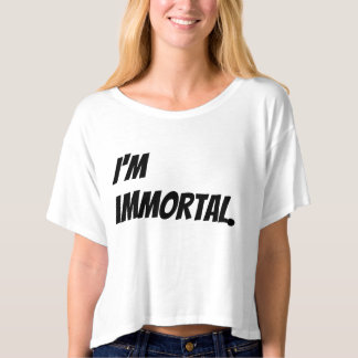 SNATCHED Immortal Top